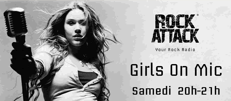 GIRLS ON MIC / Samedi 20h-21h