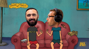 JEROME & FABRICE vs BEAVIS & BUTTHEAD