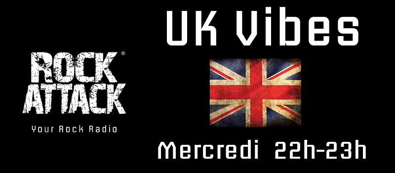 UK Vibes / Mercredi 22h-23h
